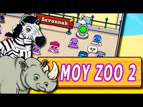 Moy Zoo 2 (Android Gameplay & Walkthrough HD Video)