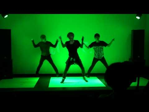 Super Junior - SORRY SORRY dance cover by A.R.E. (July.21,2012)