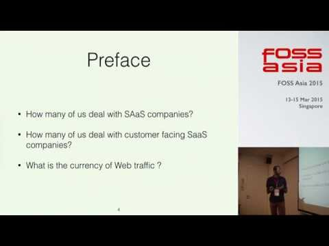 Analysing your CDN usage- FOSSAsia 2015