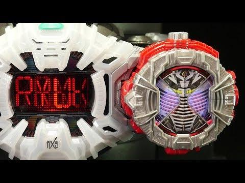 仮面ライダージオウ 【DX龍騎ライドウォッチ】 Kamen Rider Zi-O Ziku-Driver 【DX Ryuki Ride Watch】