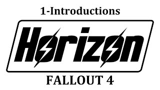 Скачать 1 Horizon Fallout 4 Introductions