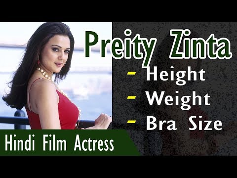 Preity Zinta Height and Weight | Measurements | Gyan Junction