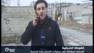 النظام يرتكب مجزرة جديدة في وادي بردى بريف دمشق