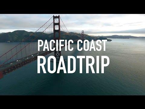 Pacific Coast Roadtrip (Drone Footage)