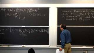 Lec 10 | MIT 5.80 Small-Molecule Spectroscopy and Dynamics, Fall 2008