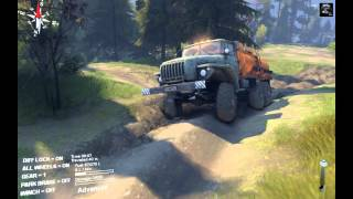 Spin Tires || Multiplayer || Gameplay -- Offroad game