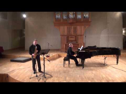 J.S.Bach - Air (Gor Ghasabyan, alto sax)