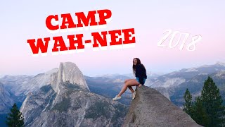 Gambar cover CAMP WAHNEE 2018🌲🇺🇸 Summer Camp Counselor Experience in America