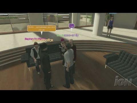 PlayStation Home PlayStation 3 Trailer - home Walkthrough