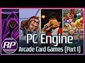 PC Engine Arcade Card Catalog Exploration (Part 1/2) - Retro Pals