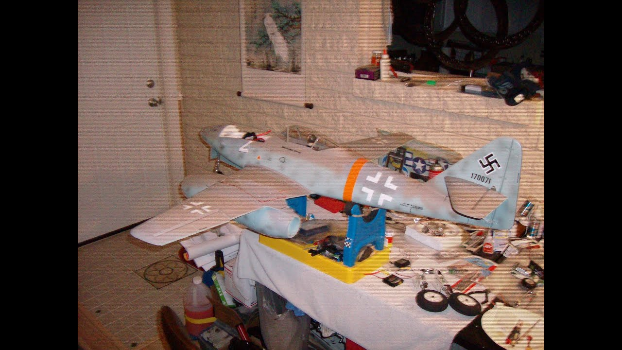 Freewing me 262 twin rock n roll super edf jet youtube for Large rocks for sale near me