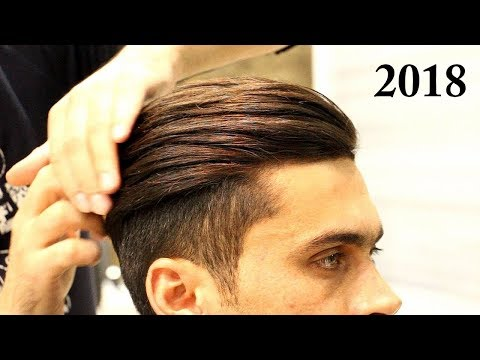 Men's Hairstyle 2018 #stilistelnar, saç modelleri erkek NEW stilist elnar,HAİRCUT thumbnail