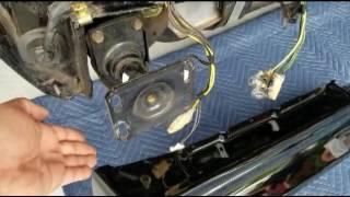 Danko Reproductions Buick Grand National / Regal Bumper Filler Installation