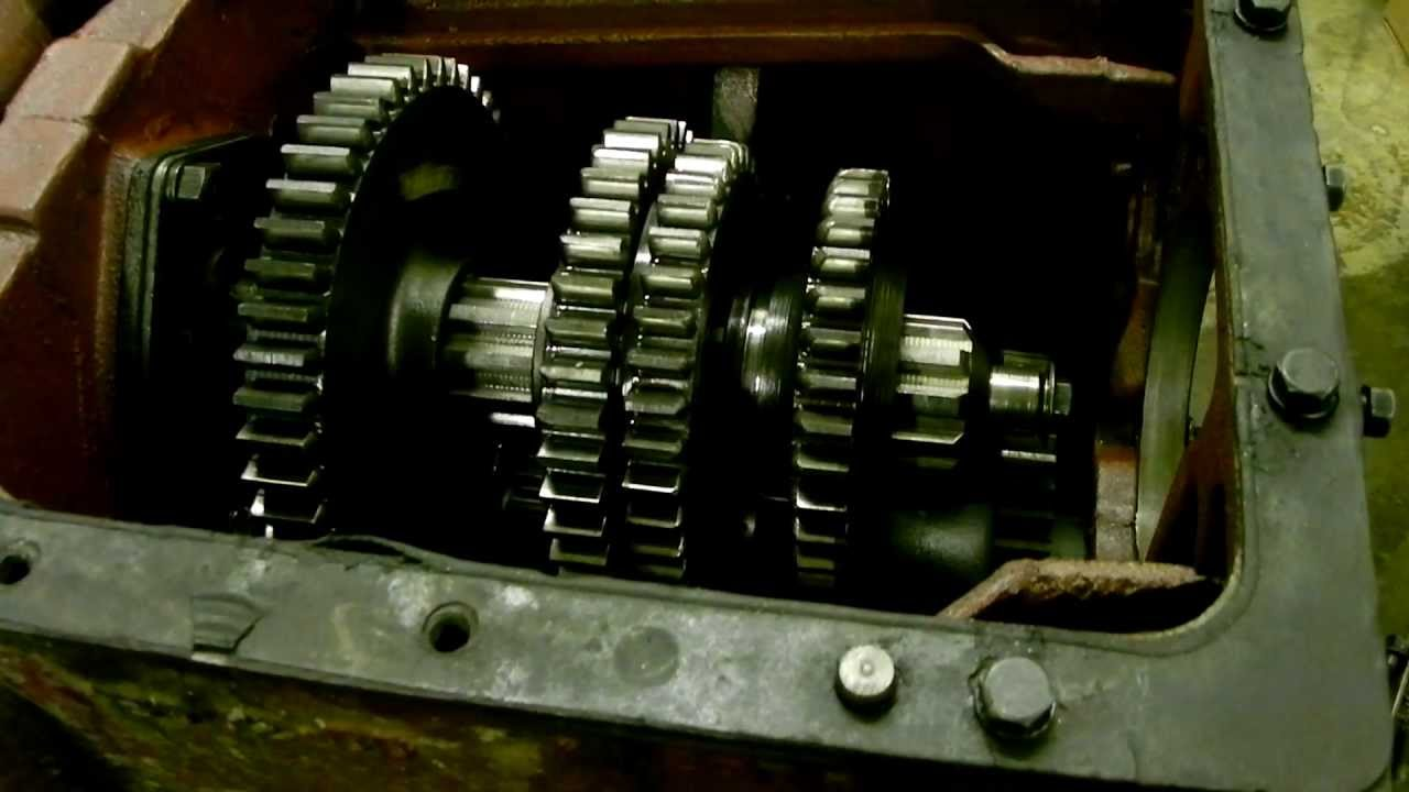 farmall m transmission diagram [ 1280 x 720 Pixel ]