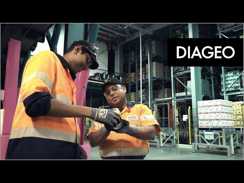 We Are Diageo | Meet Balan Srinivas, Supply Chain Analyst | Huntingwood, Australia | Diageo