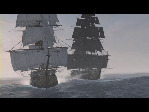 Assassin's Creed 4 Black Flag - Defeating All Legendary Ships