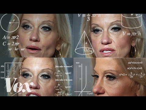 Kellyanne Conway s interview tricks, explained
