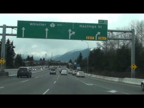 British Columbia Highway 1,Trans Canada Hwy, Exit27 26 Vancouver, BC V5K