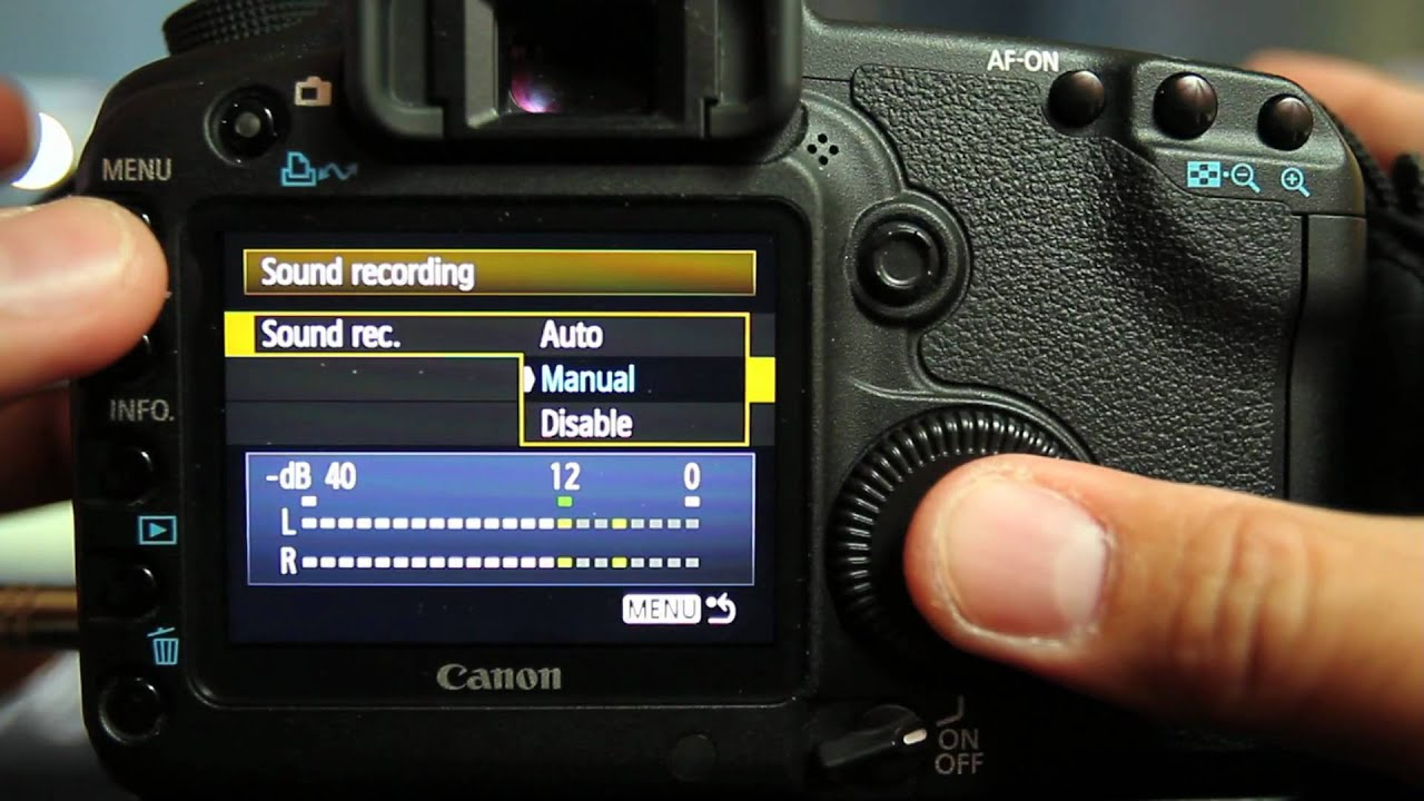 canon eos 5d mark ii video audio test 453mb file youtube rh youtube com canon 5d mark ii manual video mode canon 5d mark iii instruction video