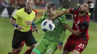 It's Toronto FC-Seattle, Round 3, for the MLS Cup on Nov. 10