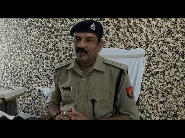 बलरामपुर पुलिस ने 08 अदद देसी तमंचा व कारतूस के साथ अमन शुक्ला उर्फ मुन्ना भाई गोंडा  वाले अभियुक्त