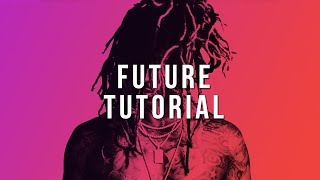 how to make a future type beat fl studio tutorial