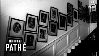 Renovations Begin At No.10 Downing Street (1960)