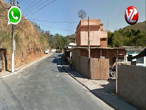WhatsApp TV Voz - Tráfico no bairro Siderlândia