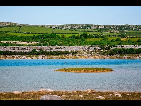 Walking the Burren - Ireland
