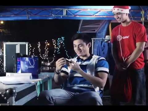 Xian Lim gets his Globe iPhone 4S at midnight!