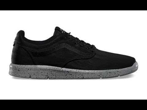 151ab2cab13a Shoe Review  Vans LXVI  Tiger Mesh  Iso 1.5 (Black High Rise) - YouTube