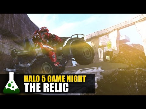 Halo 5: Game Night - The Relic