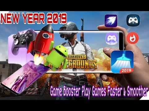 New Top 5 Best Game🎮 Booster App For Android📱 2019 No Root/RAM Booster/PUBG Booster -HD🔥🔥