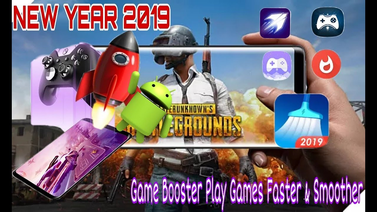 New Top 5 best Game🎮 booster App for android📱 2019 ...