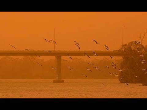 Record Cold Thanksgiving Temperatures Caused By Global Warming & Dust Storms S.Hemisphere (755)