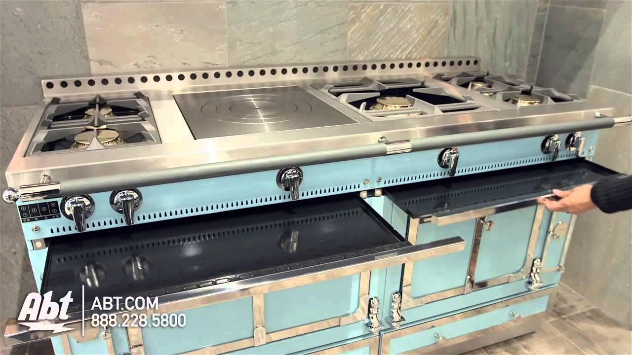 La Cornue Chateau_165 Series Custom Range - YouTube