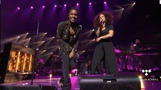 Alicia Keys  ft. A$AP Rocky - Blended Family Live 2016