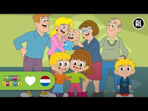 Kinderliedjes | Tekenfilm | IK BEN IK | Minidisco | DD Company