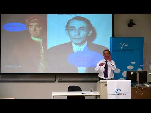 Professor Julian Le Grand - BCCM & ANZSOG Video