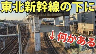 【東京都内】新幹線の下にある廃路線! 北王子貨物支線を全線見学