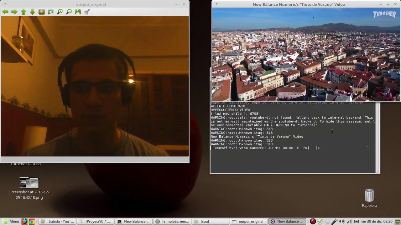 Template Matching Opencv Con Python Youtube