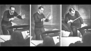 Igor Stravinsky conducts his Dumbarton Oaks Concerto