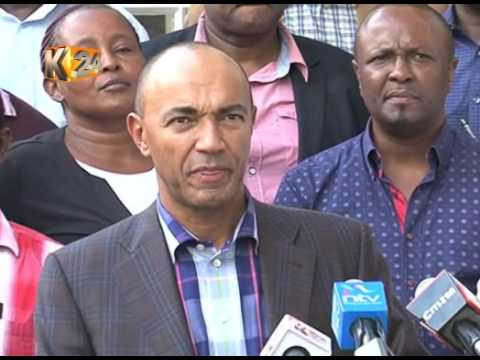 Kenneth to vie for Nairobi Governorship as an independent candidate