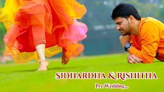 Best pre wedding songs in telugu 2021 contact - 9010909020 #  Sidhardha & Rishitha - Pre Wedding... - best songs for pre wedding shoot 2020 telugu
