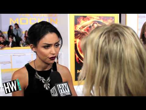 Bianca Santos Gushes Over Jennifer Lawrence & Talks New Movie 'The DUFF!'