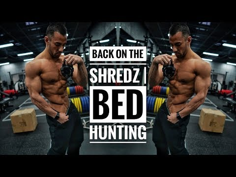 BACK ON THE SHREDZ   BED HUNTING
