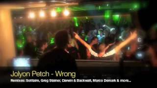 Jolyon Petch ft. Merenia - Wrong - OUT NOW ON BEATPORT