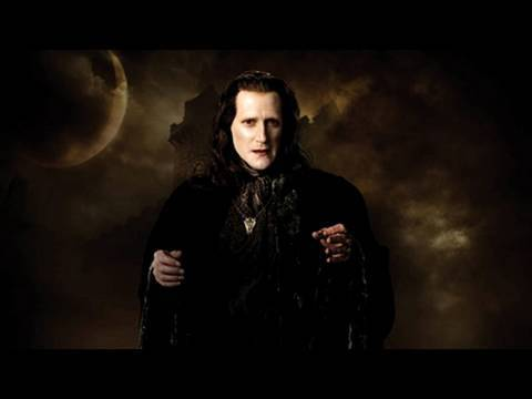 From the Twilight Saga: New Moon's Vampire 'Marcus' - Interview