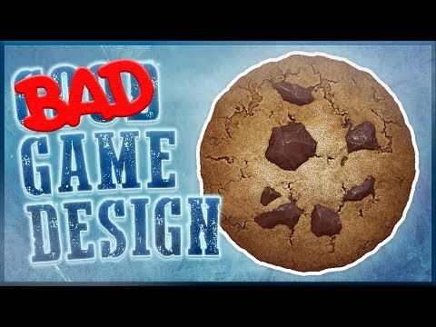 Bad Game Design - Clicker Games