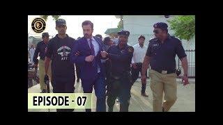 Khasara Episode 7 - Top Pakistani Drama